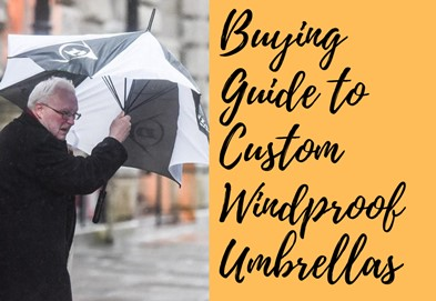 Buying Guide to Custom Windproof Umbrellas