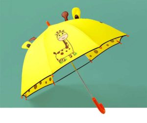 Custom Children's See Through Umbrellas