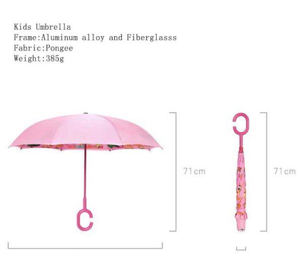 Double Layer Reverse Umbrella