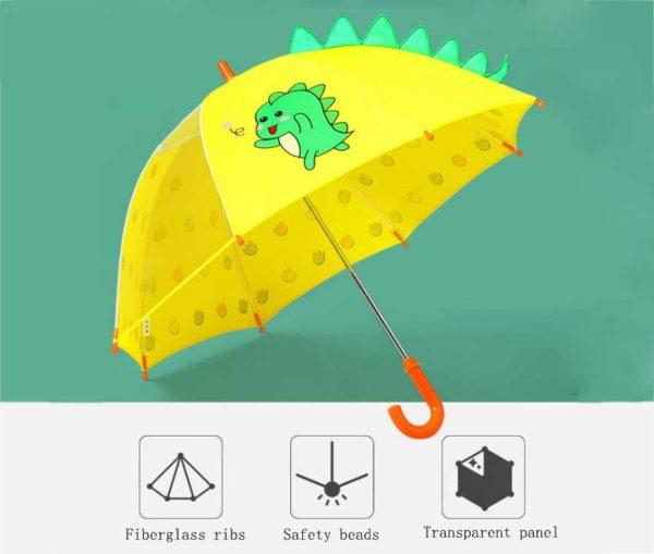 Fiberglass Ribs children Umbrellas