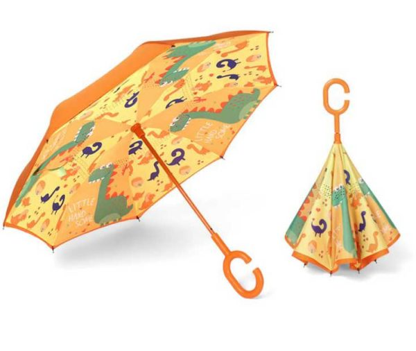 Kids Inverted Umbrella