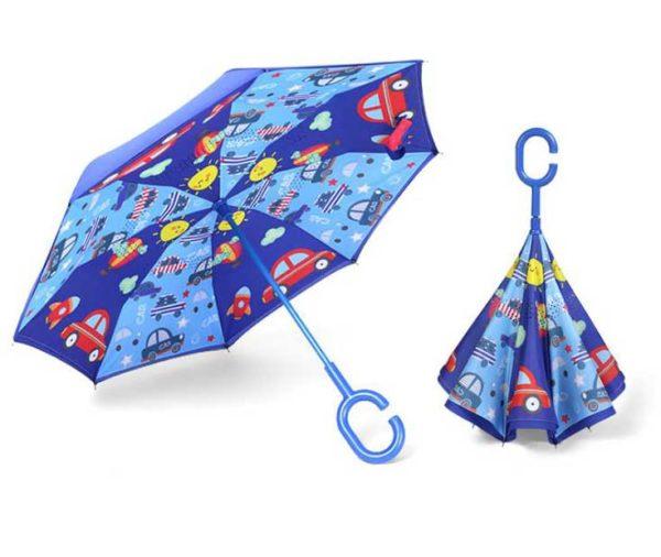 Kids Reverse Umbrella