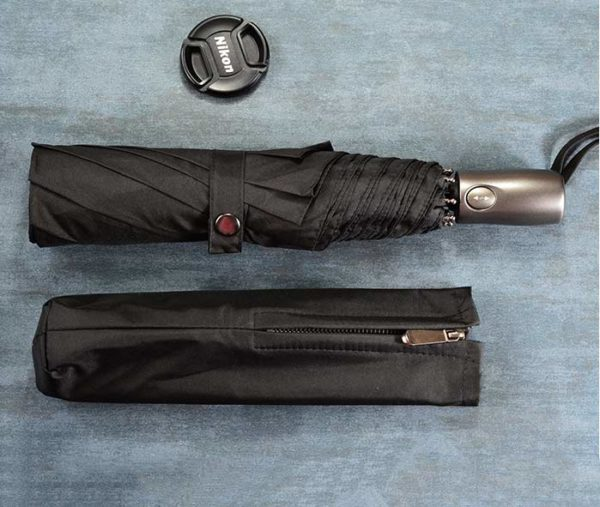 Teflon Coating Folding Umbrella