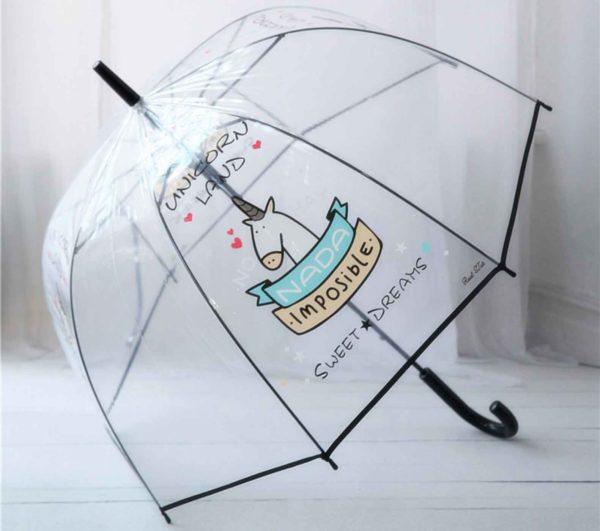 children's clear dome umbrellas