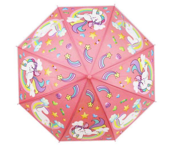 custom children's unicorn umbrellas