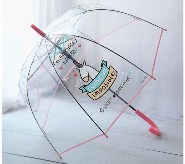 transparent kids umbrellas