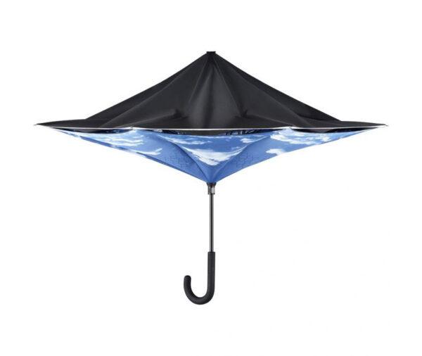 Custom inverted umbrella