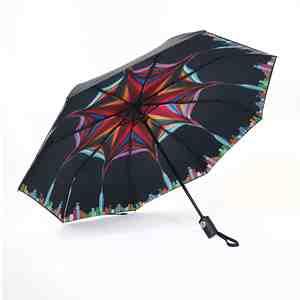 Gouda umbrellas