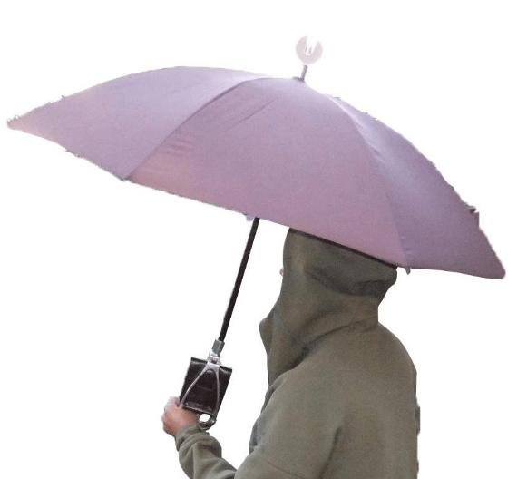 Walking Seat Stick Umbrella