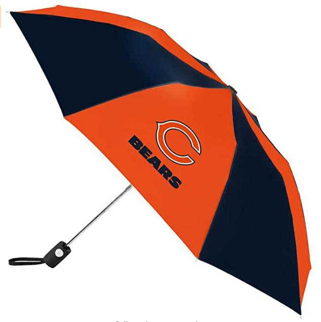 Branded-umbrella-NFL-Chicago-Bears-Auto-Folding-Umbrella