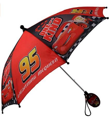 Disney Little Boys Assorted Characters Rainwear Umbrella