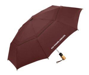 Eco-friendly umbrella