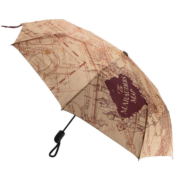 Custom Printing Harry Potter Marauder's Map umbrella hfumbrella