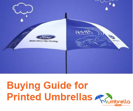 Buying Guide for Printed Umbrellas