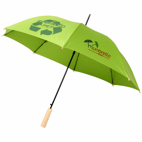 eco-friend RPET UMBRELLA WOODEN