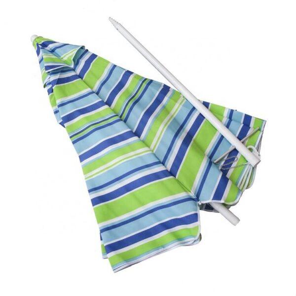 custom Beach Umbrella Sand Anchor with Tilt (3)