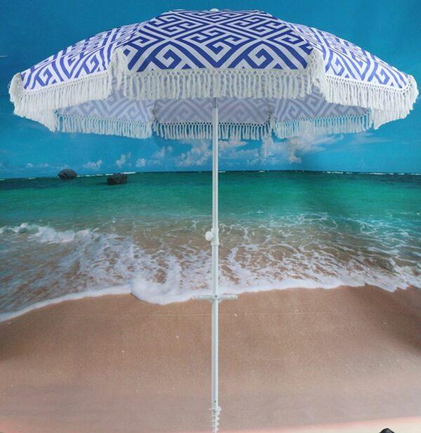 Luxury Beach Umbrellas
