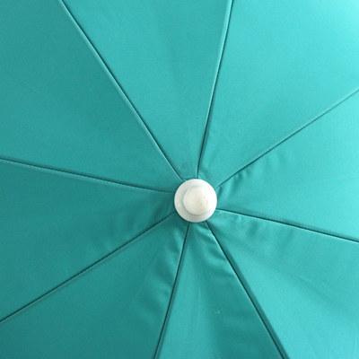 5.5 ft green patio umbrella