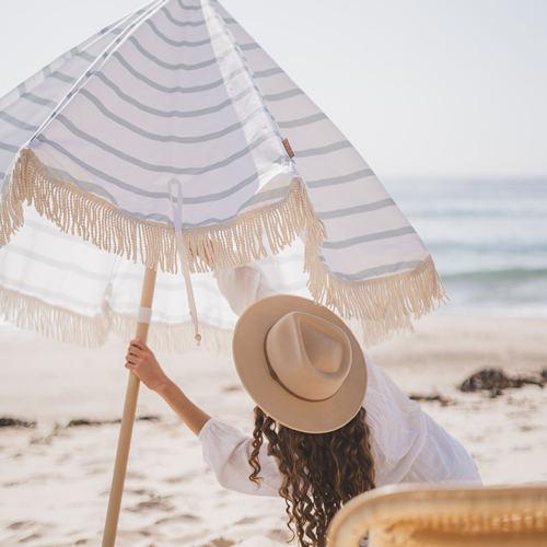 Australia beach umbrella