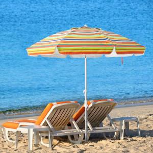 KITADIN 7.5FT Beach Umbrella