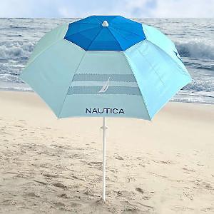 Nautica 7-Foot Beach Umbrella