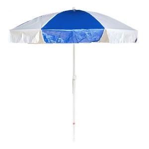 Vinyl Beach Garden Umbrella
