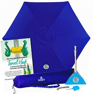 BEACHBUB All-In-One Beach Umbrella