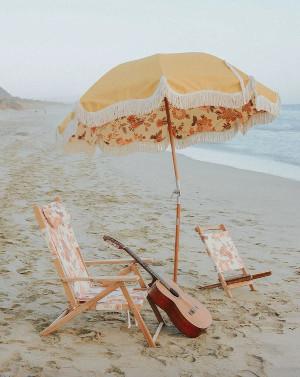 Paisley Bay Beach Umbrella