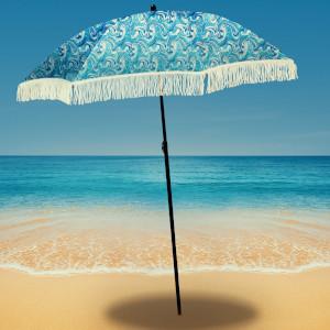 Wave Beach Umbrella