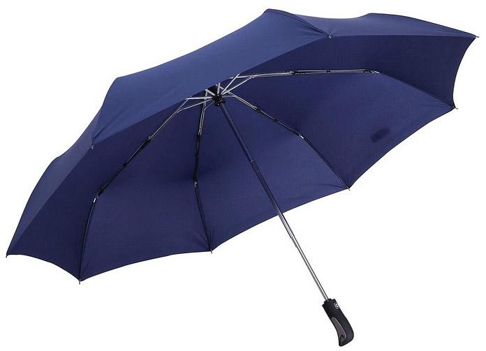 Journow X-Large 8 Ribs Windproof Automatic Travel Umbrella