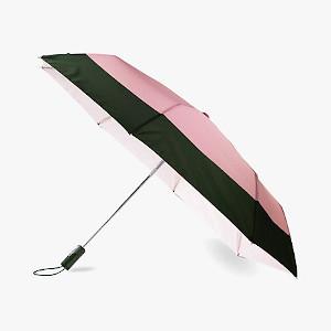 Kate Spade New York Colorblock Travel Umbrella