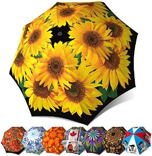 LA Bella Floral umbrella