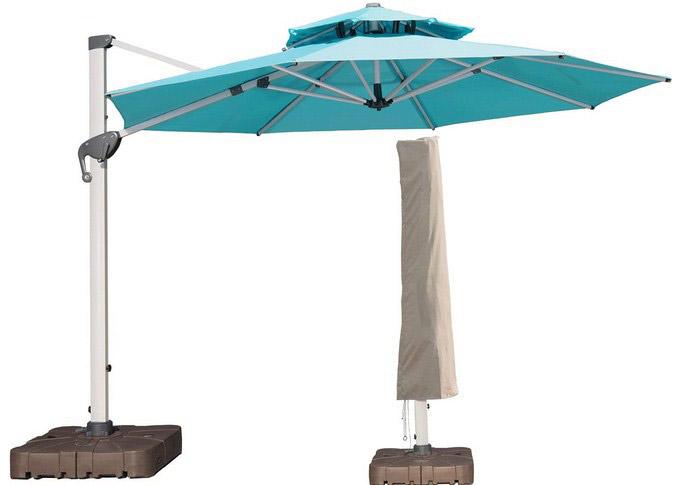 LKINBO Heavy Duty Outdoor Umbrella