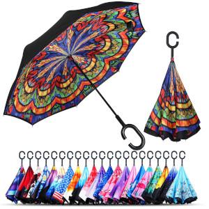 Owen Kyne Double Layer Canopy Inverted Umbrella