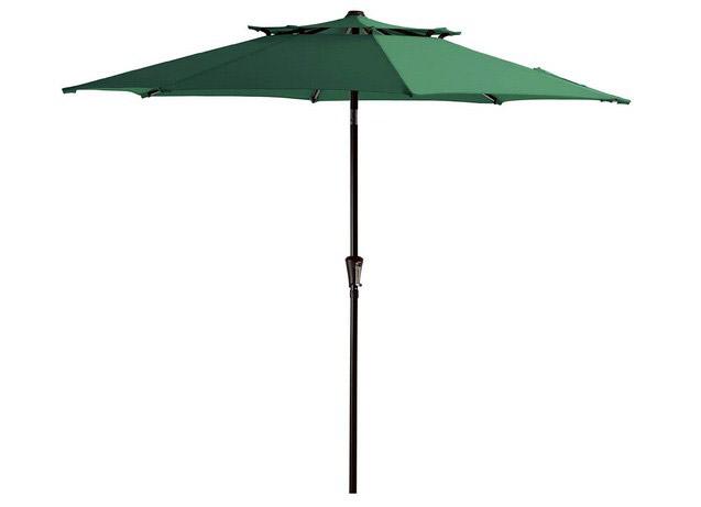 Voua 2 Tiers Outdoor Market Umbrella